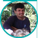 Eli Bustamente, Coffee farmer, Peru